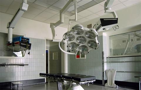 Een stoma operatie
